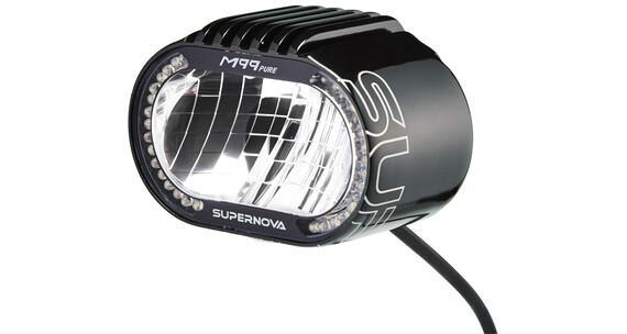 Supernova M99 Pure Bike Light E-45 black
